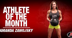 Athlete of the Month: Amanda Zawojsky