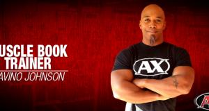 Muscle Book Trainer | Cavino Johnson