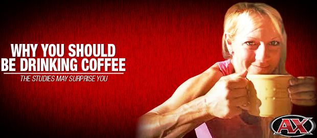 Why You Should be Drinking Coffee!