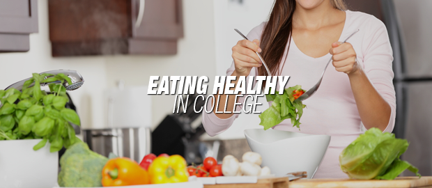 Eating Healthy In College