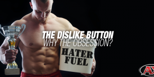 The dislike button | Why the obsession?
