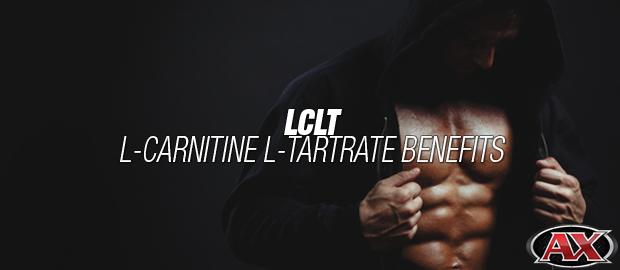 LCLT | L-Carnitine L-Tartrate Benefits