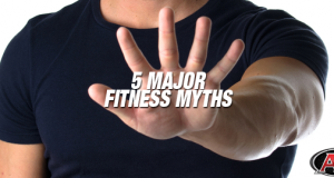 5 Major Fitness Myths