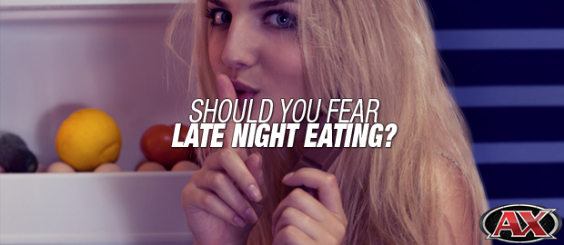 Should you fear late night eating?