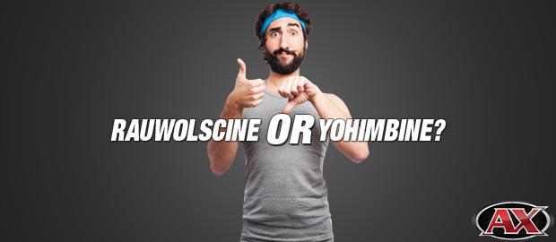 Rauwolscine or Yohimbine?